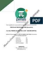 Practicas Para Examen FARO - Secundaria (Promocion)