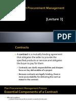 Procurement Management slides
