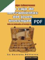 Jocelyn Létourneau - La caja de herramientas del joven investigador - guía de iniciación al trabajo intelectual.pdf
