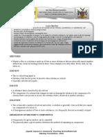 lesson 1; sepaparation of mixtures lesson 1.doc