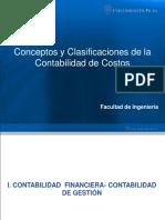 Presentación Conceptos de Costos