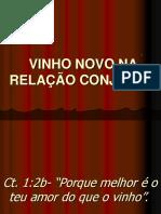 VINHO NOVO NA RELAÇÃO CONJUGAL.ppt