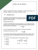 Lab9 Segunda Ley de Newton