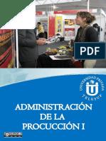 Administración de La Producción I