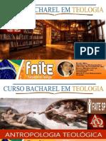 11 - Antropologia Bacharel - Aula 1