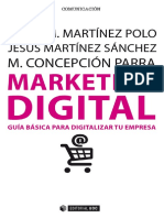 Marketing Digital Guía Básica Para Digitalizar Tu Empresa