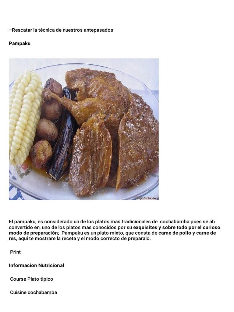 Pampaku Cochabambino