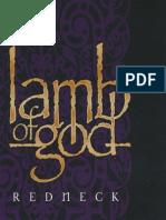 CD Redneck Lamb-Of-god 0