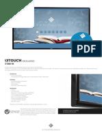 i3touch Productsheet E1065 T10 En