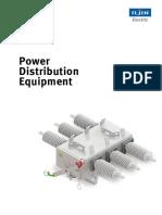 Power Distribution Equipment Catalog_ILJIN