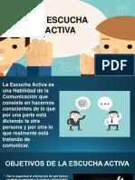 Diapositivas La Escucha Activa