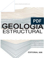 geologia esttructural