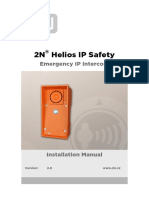 2N Helios IP Safety Installation Manual en 2.9