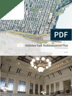 Hoboken Railyard Redevelopment Plan