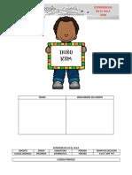 Planeador Preescolar Tercer Periodo