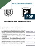 Normatividad de Obras Publicas