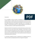T2. Importancia de La Geografía Humana