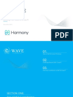 Wave Financial - Harmony Cross-Fi Research Report