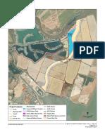 Bel Marin Keys Wetlands Restoration Project map