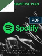 Spotify+Final+Marketing+Plan