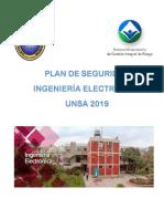 Plan de Seguridad Unsa 2019