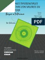 Ecuaciones diferenciales y problemas con valores en la frontera - Boyce y Di Prima - Cuarta edición.pdf