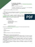 Hg 1050 2004 Procedura Fiscala