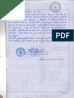 Acta - Comited Electoral y Conformacion de Comited JASS
