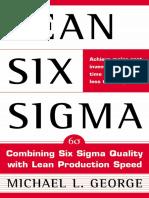 Pre Vista Libro Six sigma