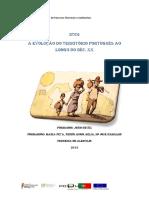 A evolução do territorio Portugues ao longo do sec.xx