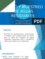 1)AFORO Y MUESTREO DE AGUAS RESIDUALES.pptx