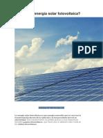 Qué es la energía solar fotovoltaica.docx