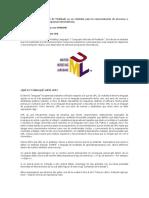 UML ó Lenguaje UnificaPado de Modelado Es Un Estándar Para La Representación de Procesos o Esquemas de Software