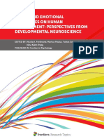Social and Emotional Influences on Human Development