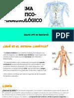 Sistemas Linfático e Inmunológico