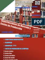Imperfecciones de mercado y Costos de Producción.pptx