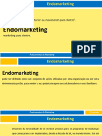 Aula 14 Mar - Endomarketing