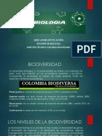 Biología, Biodiversidad. séptimo.