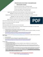 Anexo a Cronograma de Presentacion de Facturas y Documentacion (1)