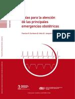 guía para la atención de las principales emergencias obstetricias