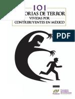 Libro 101 Historias de Terror