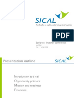 Sical Edelweis Ppt 060626