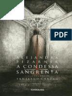A Condessa Sangrenta - Alejandra Pizarnik