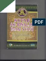 Kitab ar Risalah karya Imam Syafi'i