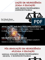 AVALIAÇÃO NEUROPSCOLÓGICA INFANTIL