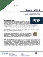 Oceanic HW540 E