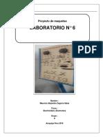 Proyecto de Modulo y Maqueta Lab 6