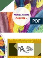 Chap 8 - Motivation