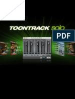 Toontrack Solo Manual