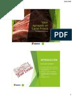 Presentación 2 Valor Agregado en Carne Fresca RESOCO